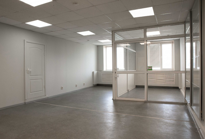 Теплый склад 211 кв.м + офис